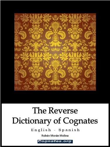 The-Reverse-Dictionary-of-Cognates